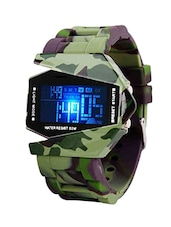 FAP Analog Racket Type Army Mens Watch -  online shopping for Digital watches
