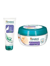 Himalaya For MoMs Anti-rash Cream 50 G  And Soothing Body Butter Cream For MoMs  Jasmine 100 Ml - By