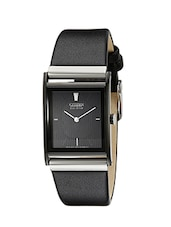 CITIZEN Black Dial Watch For Men - BL6005-01E -  online shopping for Analog Watches