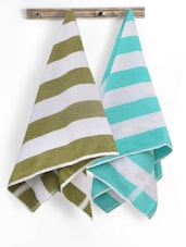 Geneva Stylish set of 2 Bath towels -  online shopping for towels