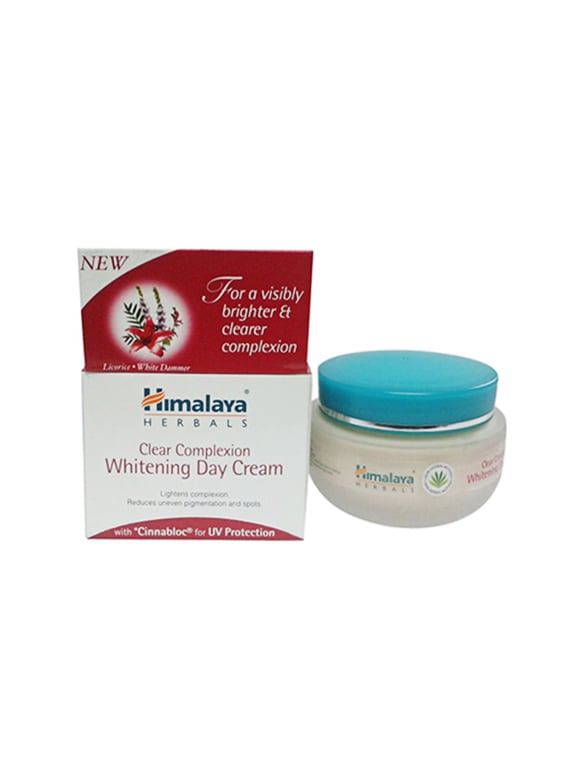 Himalaya Clear Complexion Whitening Day Craem (Set Of 2) - By