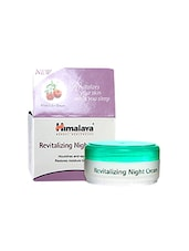 Himalaya Revitalizing Night Cream (Set Of 2) - By