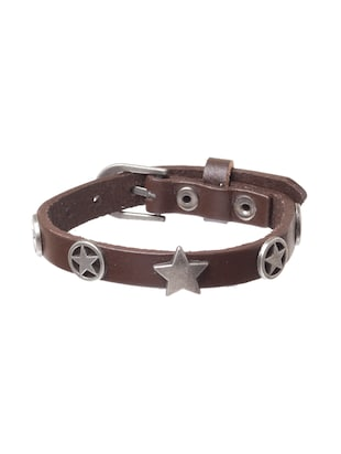 brown nonmetal bracelet -  online shopping for Bracelets