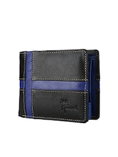 black leather wallet -  online shopping for Wallets