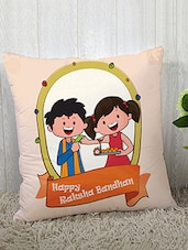 StyBuzz Rakshbandhan Rakhi Gift Cushion Cover -  online shopping for Cushion Covers