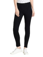 black denim jeggings -  online shopping for Jeggings