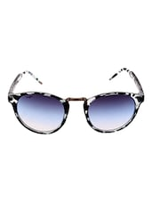 Amour Oversized Oval Women Sunglass - By
