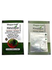 Shagun Gold Himalayan Black Henna Hair Colour Powder 250g - By
