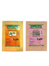 Shagun Gold Natural Henna And Indigo Powder 1 Kg X1 Kg - By