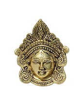 Hanging Mask of Godesses Tara in Metal by Handicrafts Paradise -  online shopping for Wall Hanging