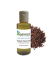 KAZIMA Tomar Seed Essential Oil (200ML) 100% Pure Natural & Undiluted For Skin Care & Hair Treatment - By