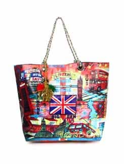 London Love Tote Bag - The House Of Tara