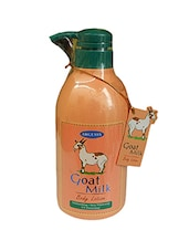 Argussy Goat Milk Whitening Lotion With UV Protection 400ml - By