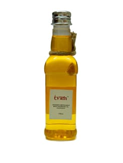 Masage Oil - Orange & Lemongrass - Tvam