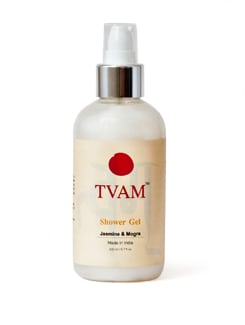 Shower Gel - Jasmine & Mogra - Tvam