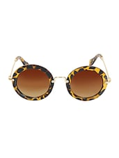 Louis Geneve Luxury Series Women's Sunglasses - (LG-SG-117-BR-BROWN) - By