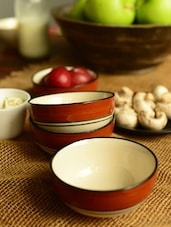 Katori Bowls- Set Of 4 - Habitation