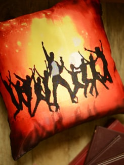 Party People Cushion Cover - Yolo By Spread
