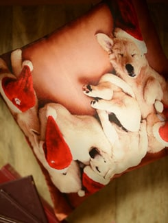 Puppy Love Cushion Cover - Yolo By Spread
