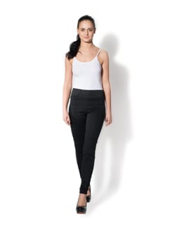 Elasticised Waist Legging - Forever  New