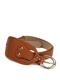 Brown Dress Belt - Addons