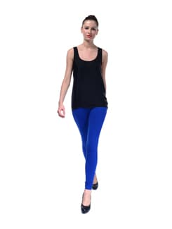 Bright Blue Leggings - FUTURO