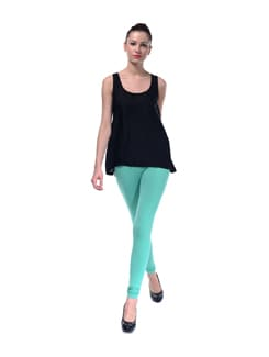 Aqua Green Leggings - FUTURO