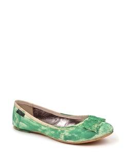 Green Ballerinas - Carlton London