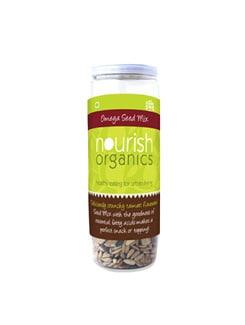 Omega Seed Mix - Nourish Organics 1766