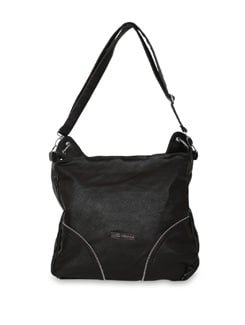 Trendy Black Bag - Lino Perros
