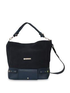Blue Oversized Bag - Lino Perros