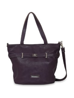 Stylish Purple Bag - Lino Perros