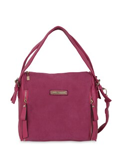 Stylish Magenta Bag - Lino Perros