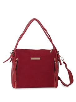 Stylish Red Bag - Lino Perros