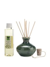 Soothing Aromas- Set Of 3 (green Tea) - IRIS Home Fragrances
