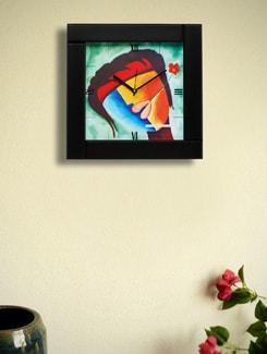 Digital Print Wall Clock - Artfairie