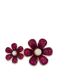 Double Flower Ring - THE PARI