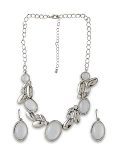 Silver Bean Set - THE PARI