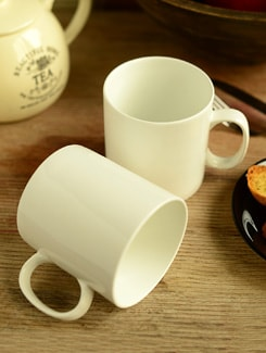 Classic Milk mug - Clay Craft