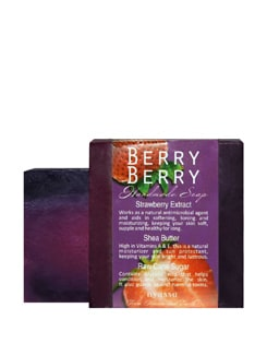Berry Berry Soap - NYASSA