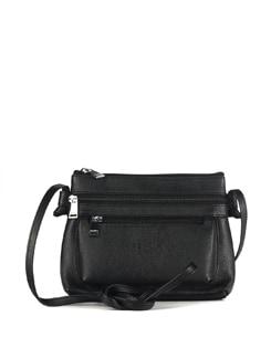 Classic Black Sling Bag - ADAMIS