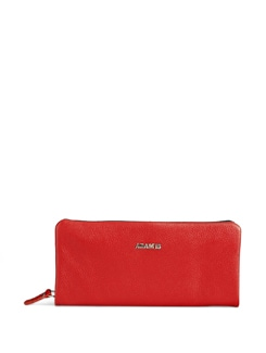 Classic Red Wallet - ADAMIS