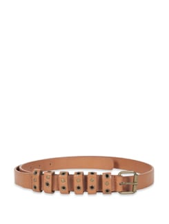 Tan Multi Looped Belt - M TV
