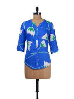 Vacation Cotton Shirt - W
