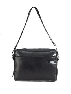 Black Laptop Bag - ADAMIS