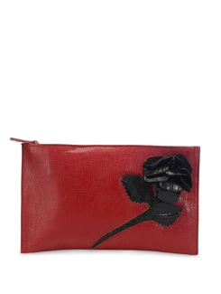 Black Rose Wallet - ADAMIS