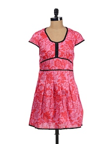 Pretty In Pink Tunic - Ayaany