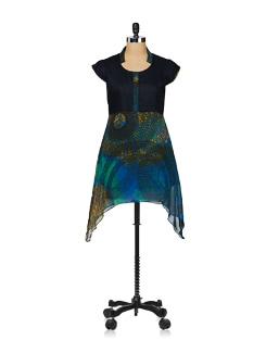 Blue Emerald Tunic - Ayaany