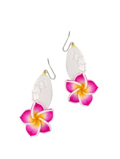 Hawaiian Earrings - Spoil Me Silly 2248