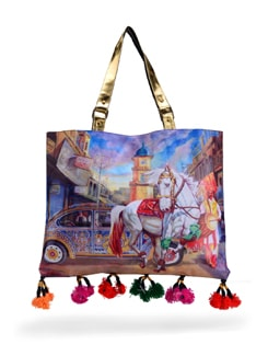 Fun Prints- Tote Bag - The House Of Tara